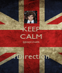 KEEP CALM @zaynmalik  1Direction - Personalised Poster A1 size