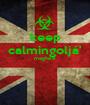 keep calmingoljá' megfele   - Personalised Poster A1 size