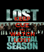 KEEP CUZ AND WATCH LOST - Personalised Poster A1 size