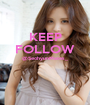 KEEP FOLLOW @SeohyunMates_   - Personalised Poster A1 size