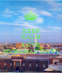 KEEP KALM AND LOVE MUHAMAD (SAW) - Personalised Poster A1 size