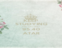 KEEP STUDYING AND GET THAT 95.40 ATAR - Personalised Poster A1 size