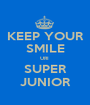 KEEP YOUR SMILE URI  SUPER JUNIOR - Personalised Poster A1 size