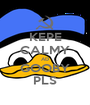 KEPE CALMY AD GOOBY PLS - Personalised Poster A1 size
