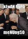 kEwAN RuPO meNUngSO - Personalised Poster A1 size