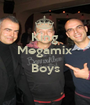 King Megamix  Boys  - Personalised Poster A1 size