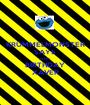 KRÜMMELMONSTER SAYS HAPPY BIRTHDAY XAVER - Personalised Poster A1 size
