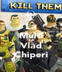 La Multi Ani Vlad Chiperi - Personalised Poster A1 size