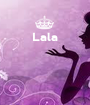 Lala     - Personalised Poster A1 size