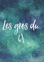 Les gros du  4\ - Personalised Poster A1 size