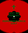 LEST WE FORGET ON  REMEMBERANCE DAY - Personalised Poster A1 size