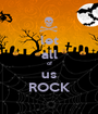 let all of us ROCK - Personalised Poster A1 size