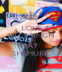 LOVE LILLY SINGH AND SAY SHEMURR - Personalised Poster A1 size