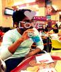 LOVE U RAKI   - Personalised Poster A1 size