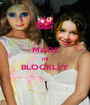 MADE IN BLOCKLEY  - Personalised Poster A1 size