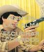 MANTÉN LA CALMA Y ESCUCHAR  CORRIDOS - Personalised Poster A1 size