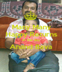 Many Many Happy Returns of the day Anand Bava  - Personalised Poster A1 size