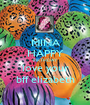 MINA HAPPY BIRTHDAY love your bff elizabeth - Personalised Poster A1 size