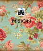 MISION     - Personalised Poster A1 size
