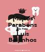 Muitos Parabéns Dia Feliz Luís Beijinhos - Personalised Poster A1 size
