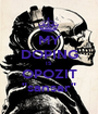 """MY DOPING IS OPOZIT """"sansar"""" - Personalised Poster A1 size"""