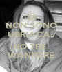 NON SONO UBRIACA..  HO TRE  WANNERE - Personalised Poster A1 size