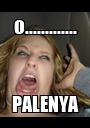 o............. PALENYA - Personalised Poster A1 size