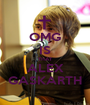OMG IS THAT ALEX GASKARTH - Personalised Poster A1 size