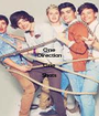 One  Direction One Shots  - Personalised Poster A1 size