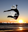 PAIN SWEAT AND GLORY THIS IS SPARTAAAA - Personalised Poster A1 size