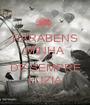 PARABENS MINHA  AMIGA DE SEMPRE LUZIA - Personalised Poster A1 size