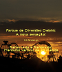 Parque de Diversões Delphic A nova sensação! O Arcanjo Reformado e Renovado! Mergulho vertical de 30 metros - Personalised Poster A1 size