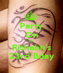Party On It's Rishabh's 23rd Bday - Personalised Poster A1 size