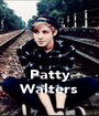 Patty Walters - Personalised Poster A1 size