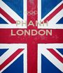 PHANH LONDON    - Personalised Poster A1 size