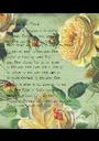 Poema de Mio Sheccid Te pense, te busque y te encontre, y cuando por fin te tuve conmigo  no sabia que hacer, pues tenia  mucho miedo de perderte en este gran mundo. Te - Personalised Poster A1 size