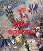 PRAY FOR BOSTON  - Personalised Poster A1 size