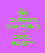 QUEEN'S DIAMOND JUBILE COOL PARTY - Personalised Poster A1 size