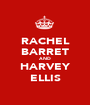 RACHEL BARRET AND HARVEY ELLIS - Personalised Poster A1 size
