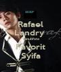 Rafael Landry  Tanubrata Favorit Syifa - Personalised Poster A1 size