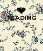READING     - Personalised Poster A1 size