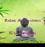 Relax & De-stress    K's Therapies - Personalised Poster A1 size