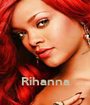 Rihanna - Personalised Poster A1 size
