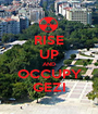 RISE UP AND OCCUPY GEZI - Personalised Poster A1 size