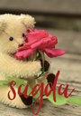 sagda - Personalised Poster A1 size
