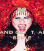 SAKİN OL AND COME AND GET İT ŞARKISINI BEKLE - Personalised Poster A1 size