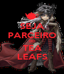 SEJA PARCEIRO DO TEA LEAFS - Personalised Poster A1 size