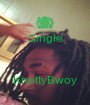 Single    KnottyBwoy - Personalised Poster A1 size