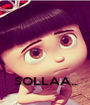 SOLLAA.. - Personalised Poster A1 size