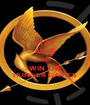 STAY ALIVE AND WIN THE HUNGER GAMES - Personalised Poster A1 size